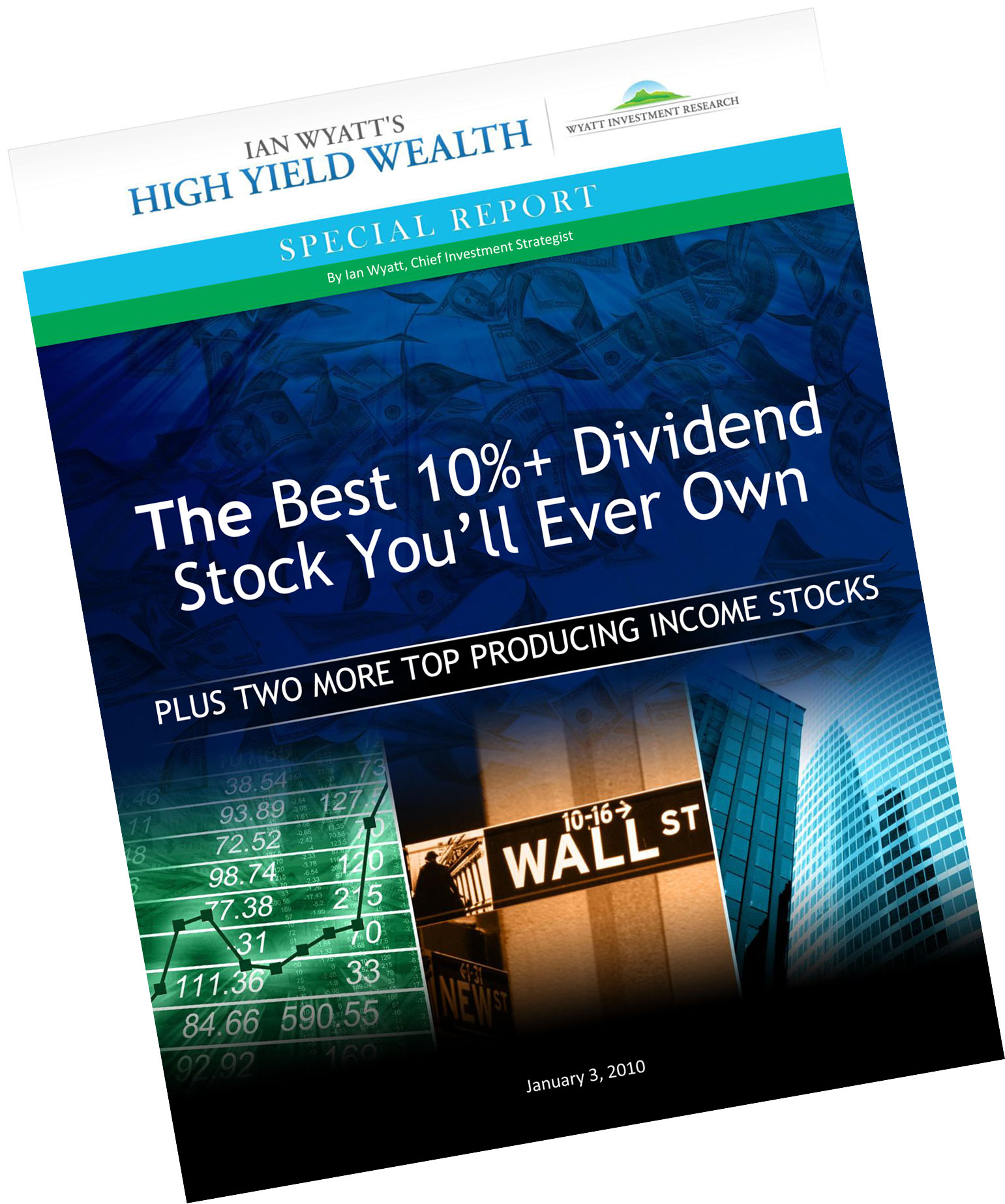 High Yield Wealth