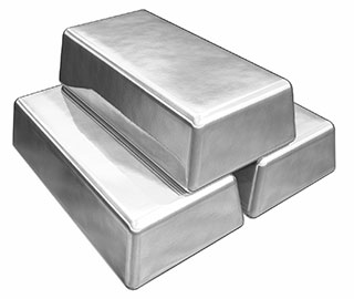 Silver prices are projected to more than double this year.