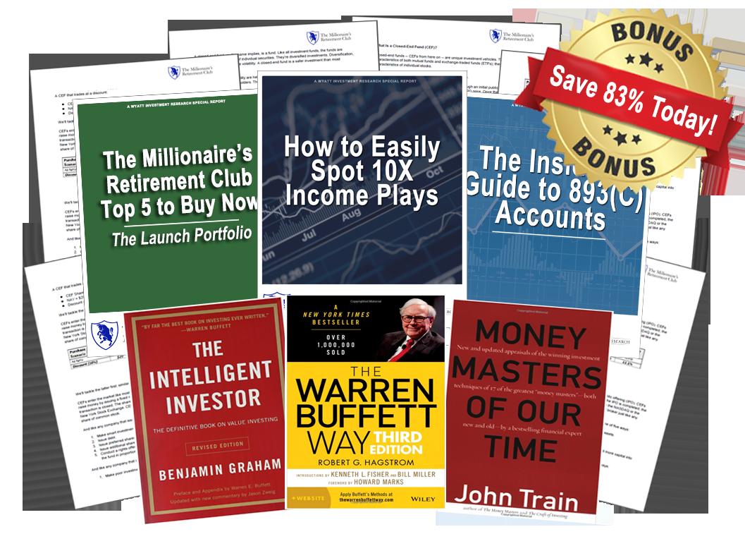 Access Millionaire's Retirement Club